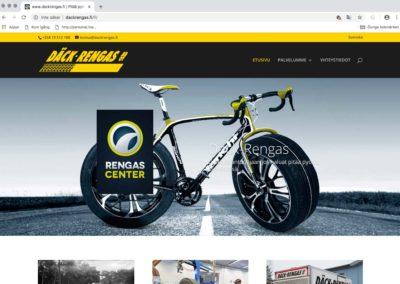 Däck-Rengas, verkkosivusto, valokuvausta, videokuvausta, painotuotteita